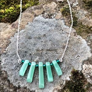 NEW! Adventurine Necklaces